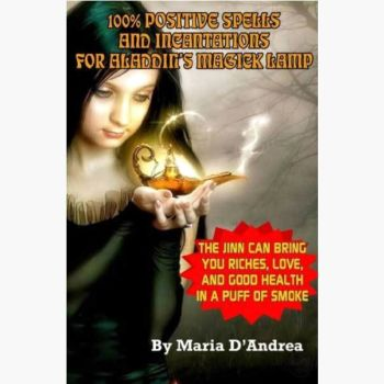 100% Positive Spells & Incantations For Aladdin's Magick Books Mystical Moons
