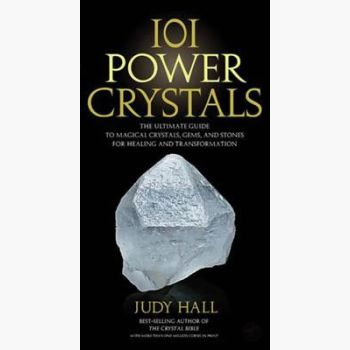101 Power Crystals Books Mystical Moons