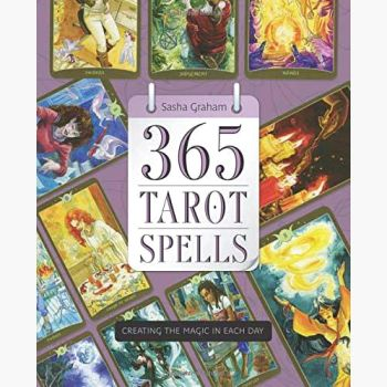 365 Tarot Spells Books Mystical Moons