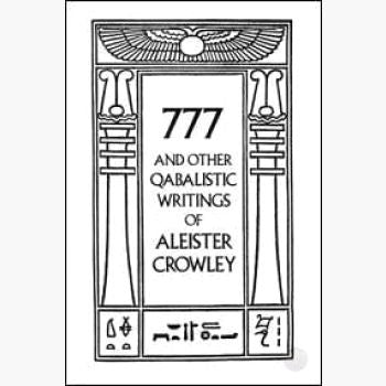 777 & Other Qabalistic Writings Books Mystical Moons