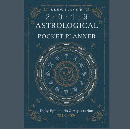 2019 Astrological Pocket Planner