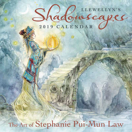 2019 Shadowscapes Calendar