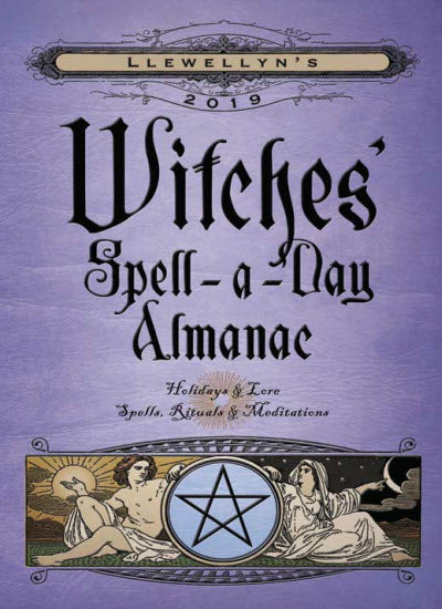 2019 Witches Spell A Day Almanac