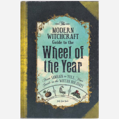 Modern Witchcraft Wheel of the Year