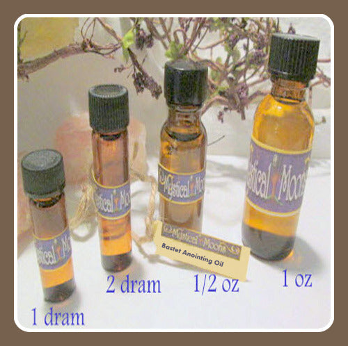 Bastet Anointing Oil