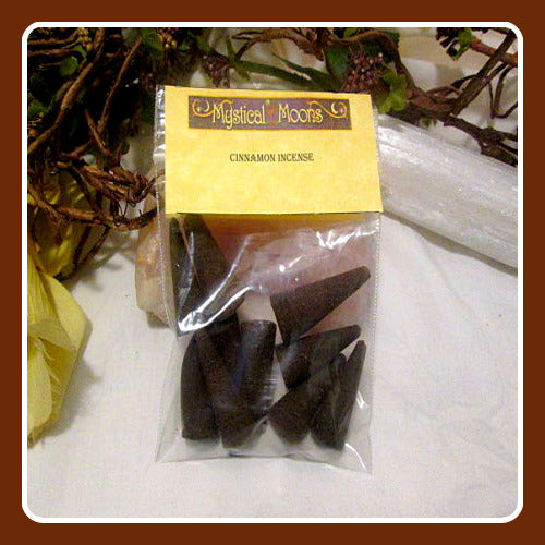 Cinnamon Cone Incense