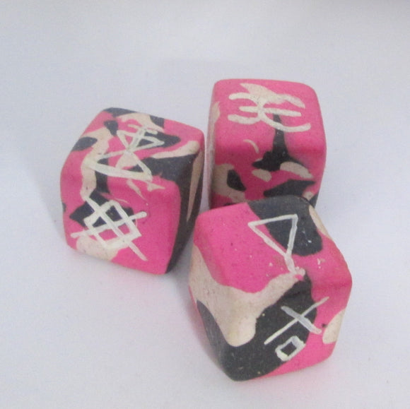 Witches Divination Dice