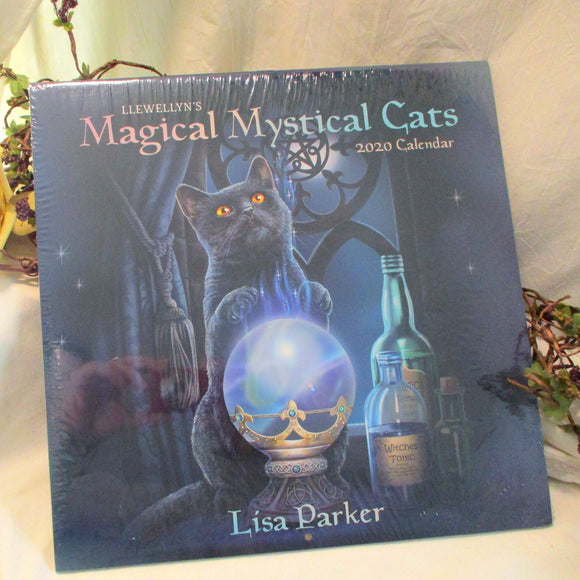 2020 Magical Mystical Cats Calendar