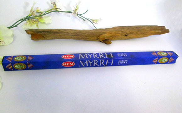 Myrrh Stick Incense