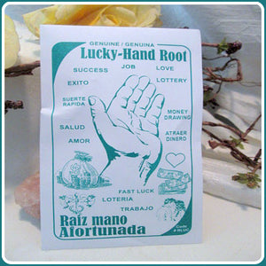 Lucky Hand Root