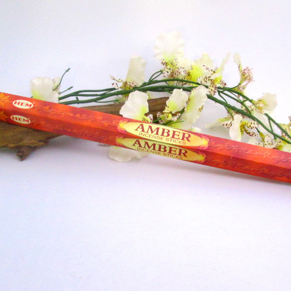Amber Stick Incense