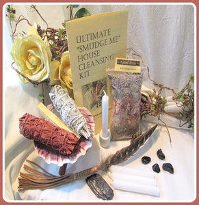 "Ultimate ""Smudge Me"" House Cleansing Kit"
