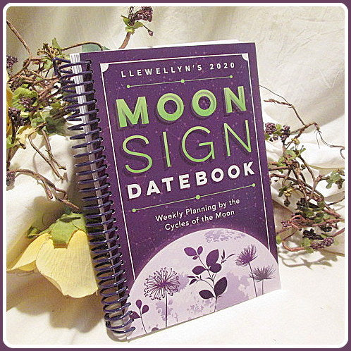 2020 Moon Sign Datebook Book