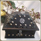 Salem Pentagram Chest