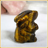 Tigers Eye Bunny
