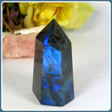 """Change"" Labradorite Point"