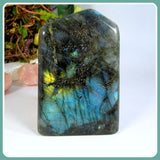 Transformation Labradorite Slab Free Form