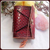 Copper Arrowhead Pendulum & Journal Set
