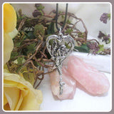 Fairy Heart  Amulet