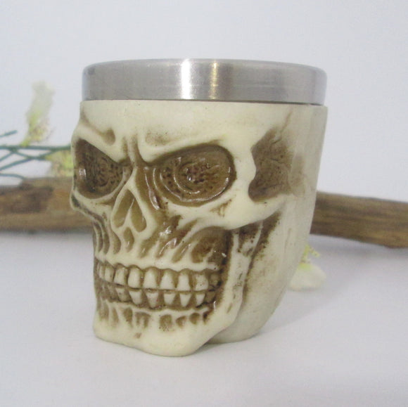 Skully Shot Glass