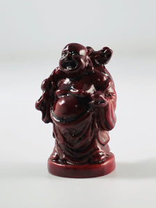 Happy Safe Travels & Protection Buddha Red
