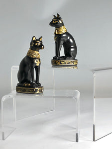 """Cat Goddess"" Bastet Totem"