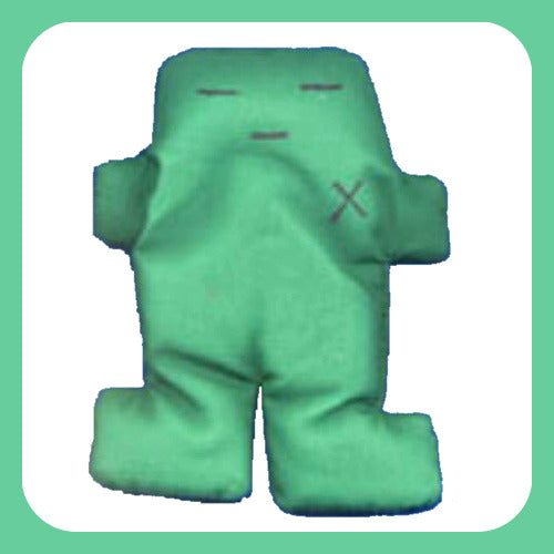 Green VooDoo Doll