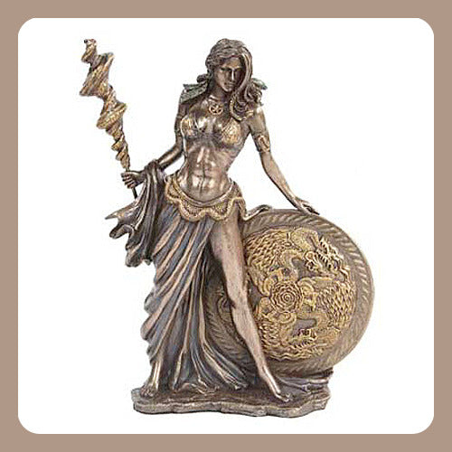 Mother Goddess of Norse, Frigga