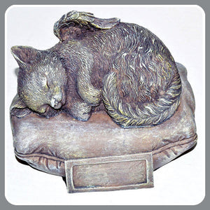 """My Best Friend"" Cat Urn"