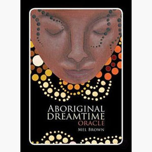 Aboriginal Dreamtime Oracle Tarot Cards Mystical Moons