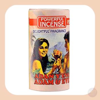 Adam & Eve Self-Lighting Incense Powder Mystical Moons