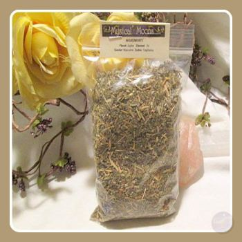 Agrimony Herbs Mystical Moons