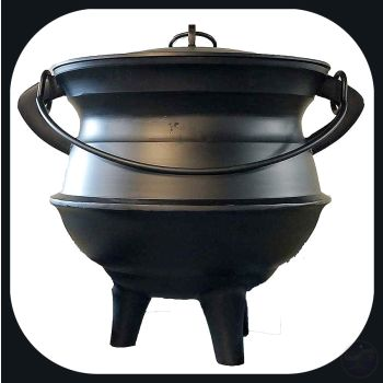 Aluminum Cauldron With Lid Cauldrons Mystical Moons