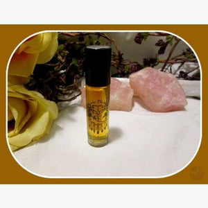 Amber Roll On Oil Perfume Mystical Moons
