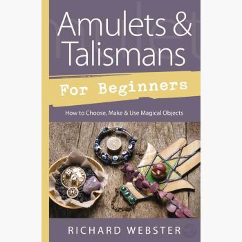 Amulets & Talismans For Beginners Books Mystical Moons