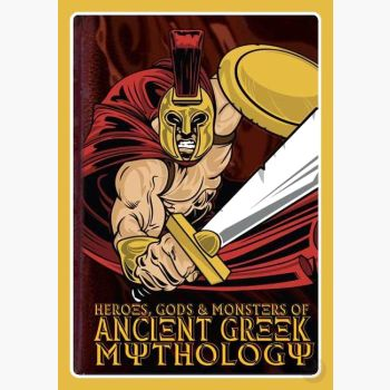 Ancient Greek Mythology Books Mystical Moons