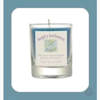 Angel's Influence Soy Votive Candle Candles Mystical Moons