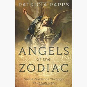 Angels Of The Zodiac Books Mystical Moons