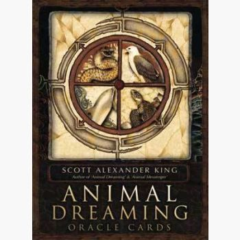 Animal Dreaming Oracle Cards Tarot Mystical Moons
