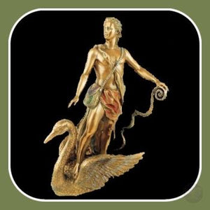 Apollo Greek God Of The Sun Statue Mystical Moons