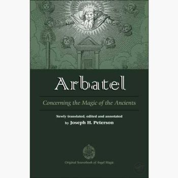 Arbatel Concerning The Magic Of Ancients Books Mystical Moons