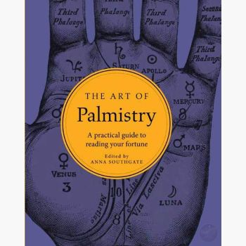 Art Of Palmistry Books Mystical Moons