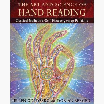 Art & Science Of Hand Reading Books Mystical Moons