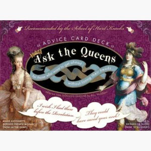 Ask The Queens Oracle Tarot Cards Mystical Moons