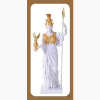Athena Goddess Of Knowledge Statue Mystical Moons