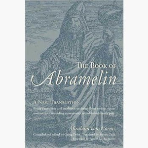 Book Of Abramelin Books Mystical Moons