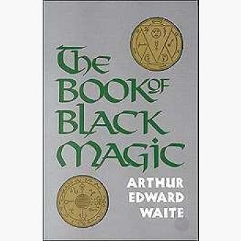 Book Of Black Magic Books Mystical Moons
