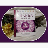 Book Of Chakra Healing Books Mystical Moons