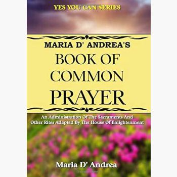 Book Of Common Prayer Books Mystical Moons