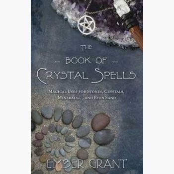 Book Of Crystal Spells Books Mystical Moons